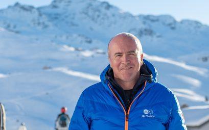 Vincent Lalanne, nouveau directeur de l'office du tourisme de Val Thorens