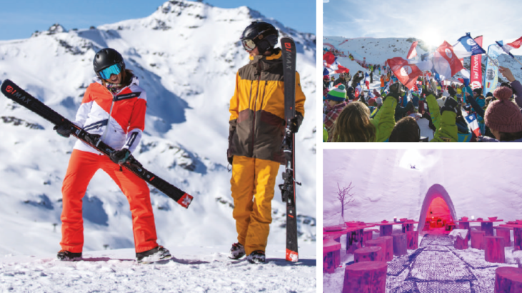 Val Thorens hiver 2019-2020