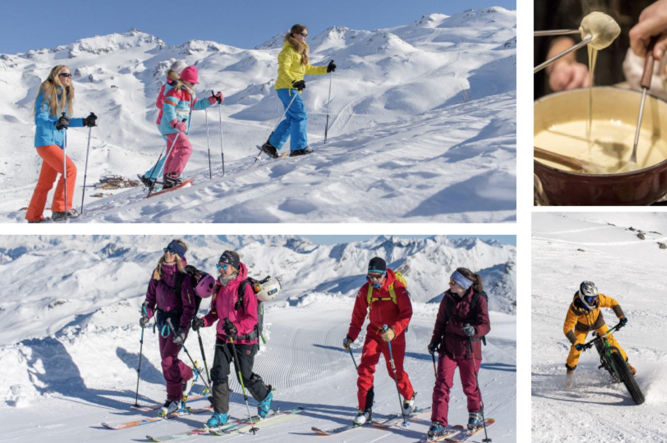 Vacances de Noël à Val Thorens (Savoie)