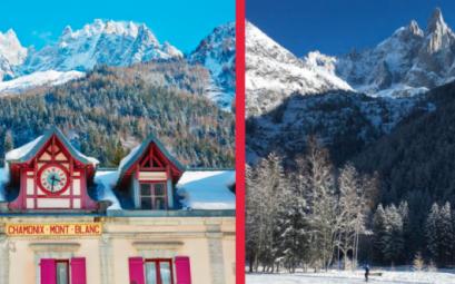 Vacances de Noël 'Grandeur Nature' dans la Vallée de Chamonix Mont-Blanc